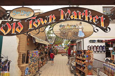 old town market old town san