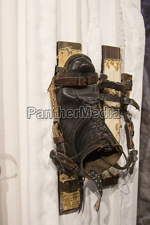 found in the holmenkollem ski museum