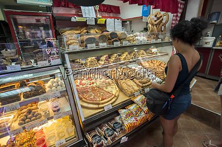 bakery old town budva montenegro