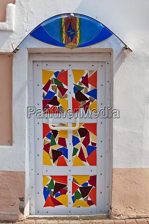 painted door minsk belarus