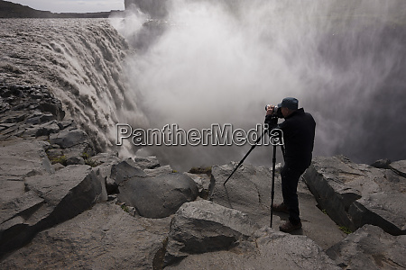 art wolfe on location dettifoss iceland