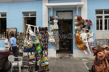 south america brazil salvador souvenir shop