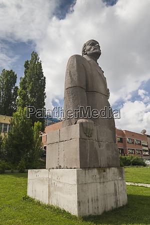 bulgaria sofia sculpture park of socialist