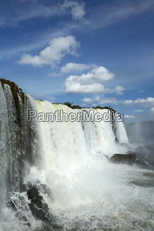 brazil side of iguazu falls brazil