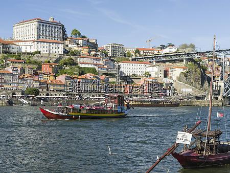 view from vila nova de gaia