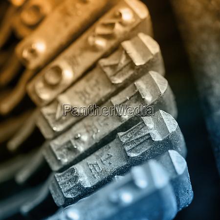 a nostalgic typewriter