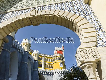 palacio nacional da pena pena palace