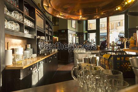 czech republic prague local bar in