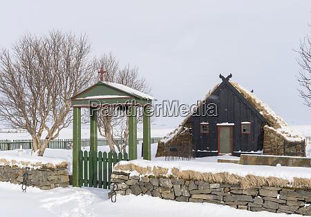 vidimyrarkirkja is a historic and protected