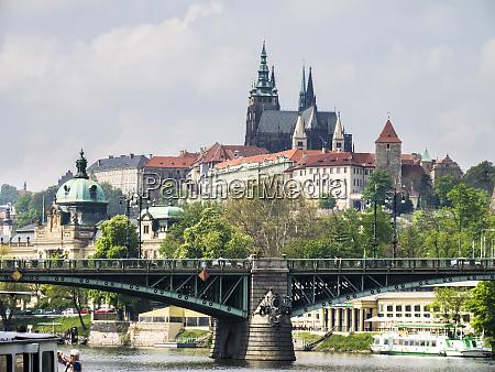 czech republic prague prague castle as