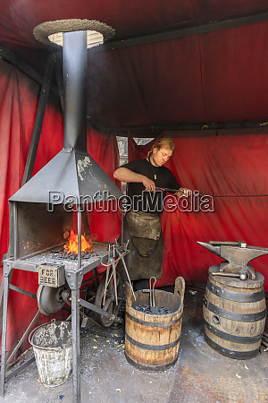 blacksmith prague czech republic