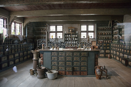 located in the den gamle by
