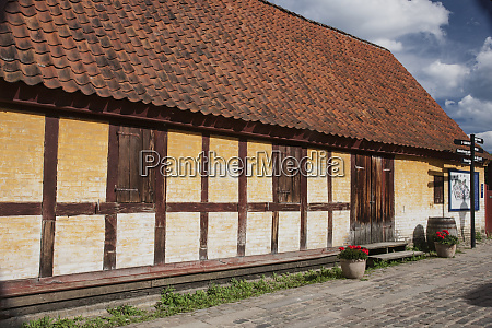 den gamle by is designed to