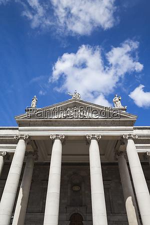 ireland dublin bank of ireland building