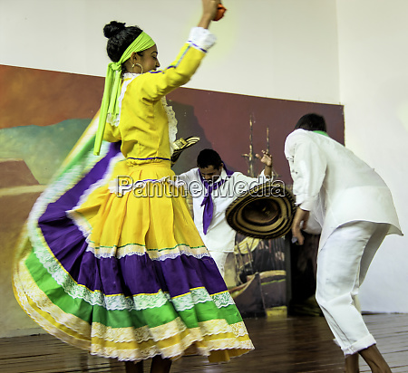 dancers showcase traditional performance in the