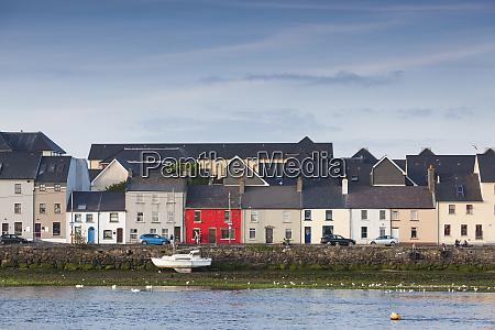 ireland county galway galway city port