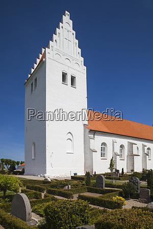 denmark mon fanefjord fanefjord kirke church