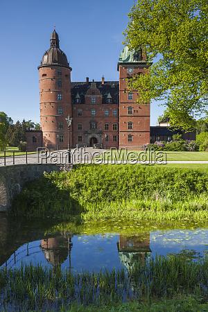 denmark zealand vallo vallo castle