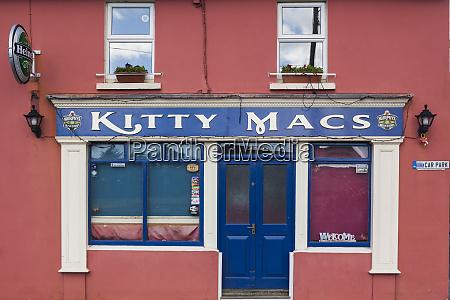 ireland county cork ring kitty macs