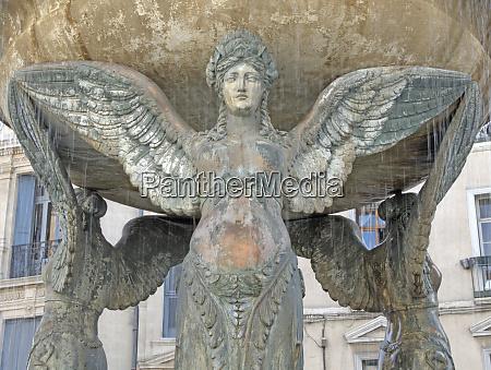fountain place bardou job perpignan france