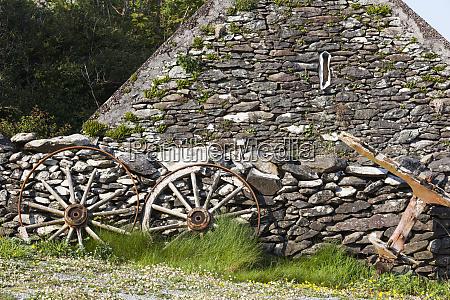ireland county kerry dingle peninsula slea