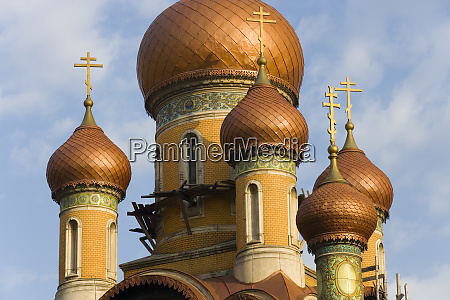 student orthodox church bucharest romania