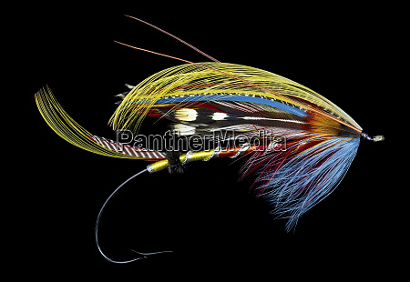 atlantic salmon fly designs unnamed al