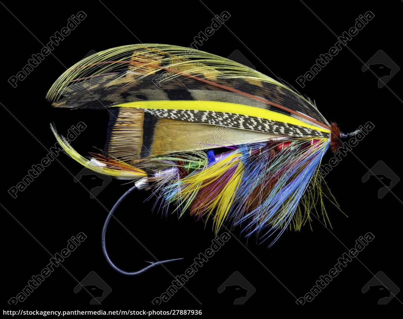 atlantic, salmon, fly, designs, 'blacker, unknown - 27887936