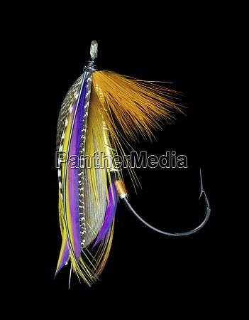 atlantic, salmon, fly, designs, 'b.p.' - 27888078