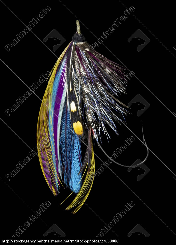 atlantic, salmon, fly, designs, 'jay, body' - 27888088