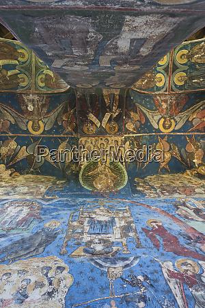 romania bucovina region bucovina monasteries manastirea