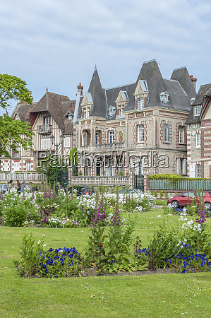 cabourg normandy france