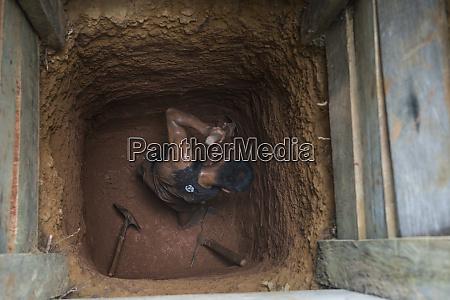 digging well wai wai territory region