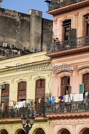 cuba havana apartments in a colonial