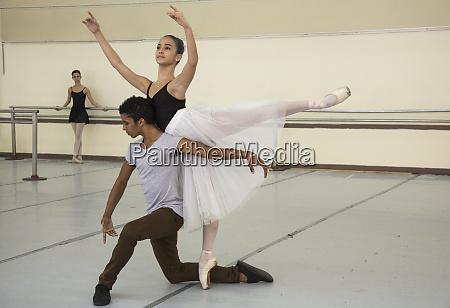 cuba havana cubas national ballet students