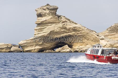 europe france corsica bonifacio dramatic limestone