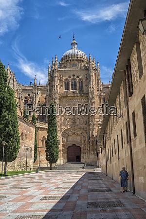 spain salamanca cathedral exterior
