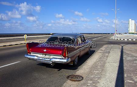 havana cuba classic automobile