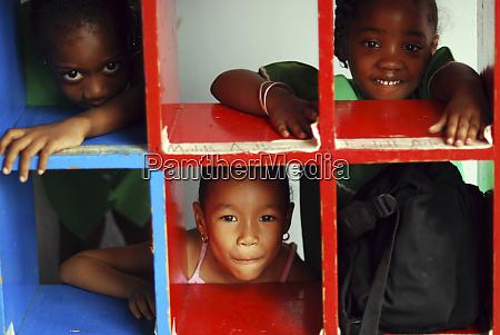 dominica roseau preschool social center children
