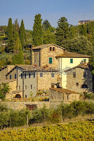 italy florence winery villa
