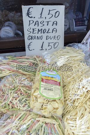 orecchiette pasta for sale alberobello italy