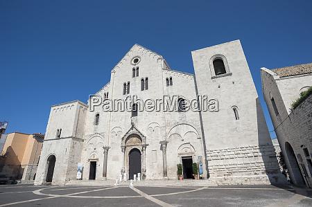 basilica of saint nicholas bari italy