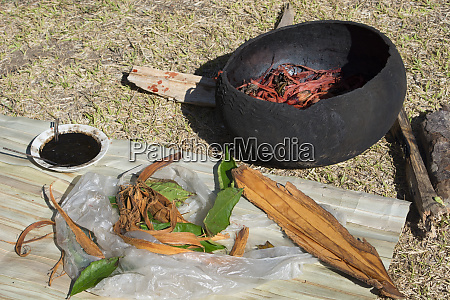 papua new guinea tufi ingredients used