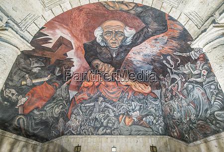 mexico jalisco guadalajara jalisco governors palace