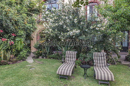 mexico jalisco guadalajara private garden large