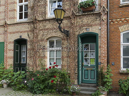 traditional house in the old town