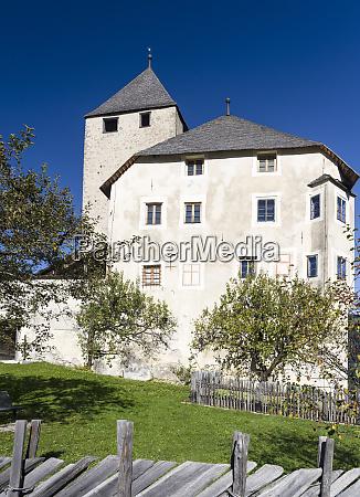 museum ladin in castle thurn castel