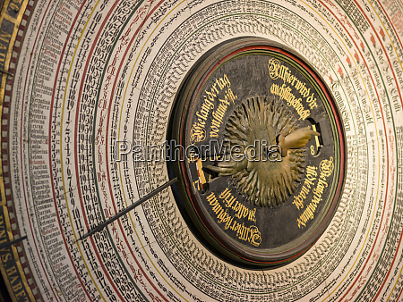 the medieval astronomic clock the only