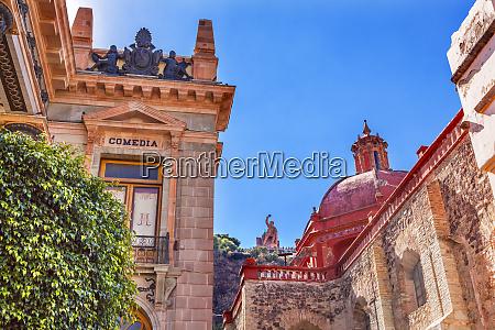 juarez theater temple de san diego