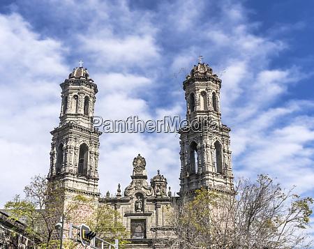 san hipolito church mexico city mexico